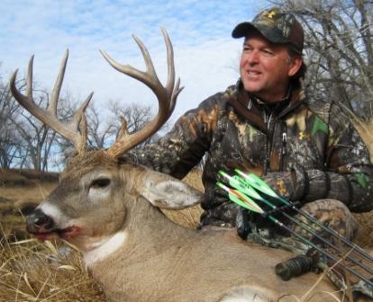 My 2007 Montana Bow Buck
