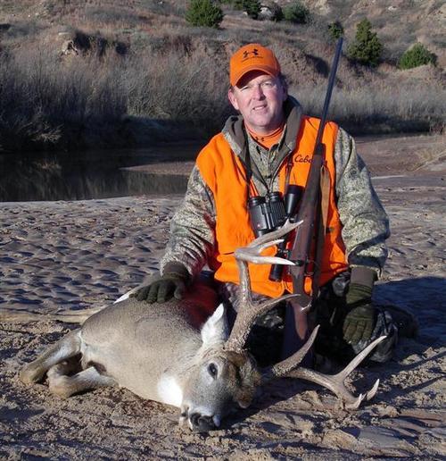 Hanback's Old OK Buck